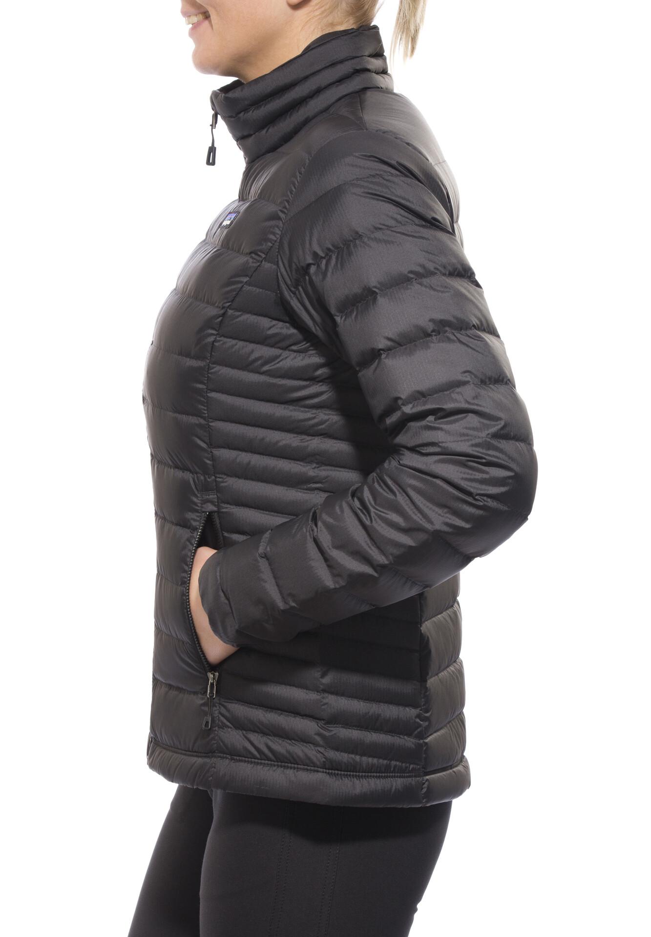 Patagonia Down Maglione Donna, black su Addnature jhEHG